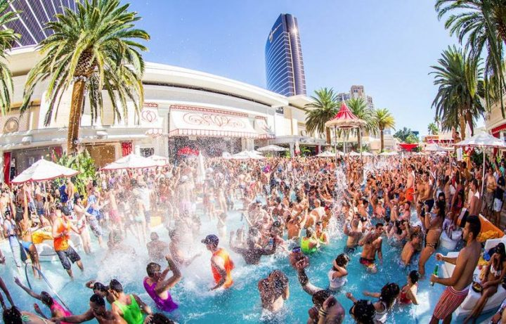 Encore Beach Club featuring Afrojack